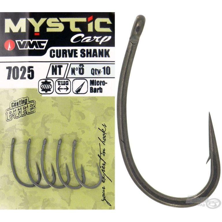 VMC 7025 NT Curve Shank - 2