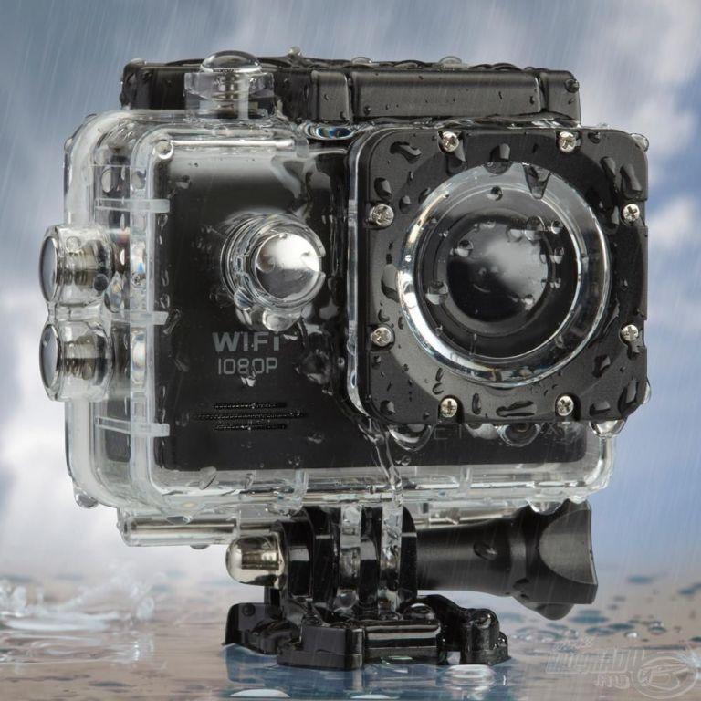ZENNOX HD Wifi Akció Kamera