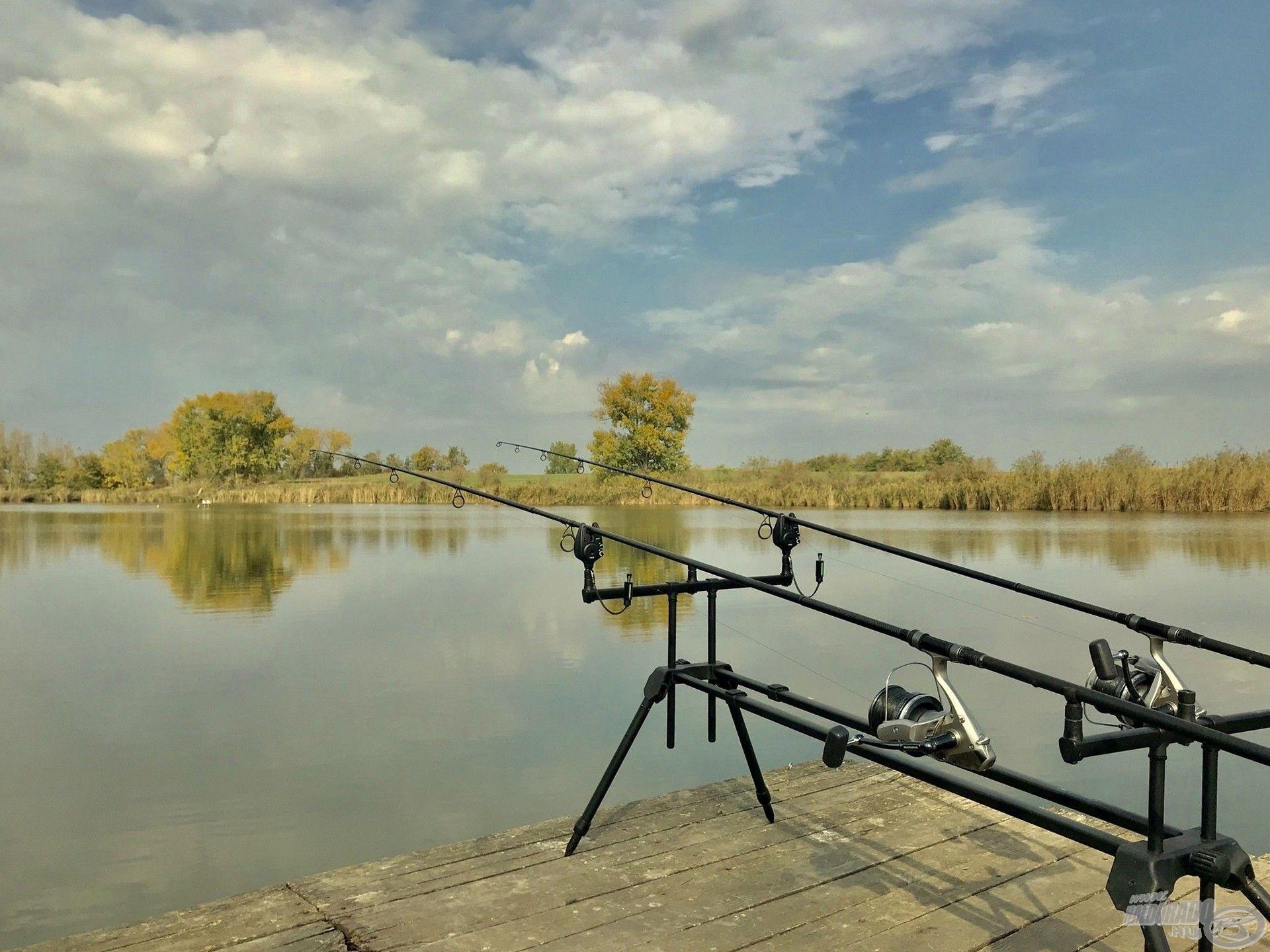 Bácsbokodi Horgásztó (Felső-tó)