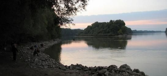 Duna Baranya megyei szakasza és holtágai: Külső Béda, Kölkedi Holt Duna, Mocskos Duna