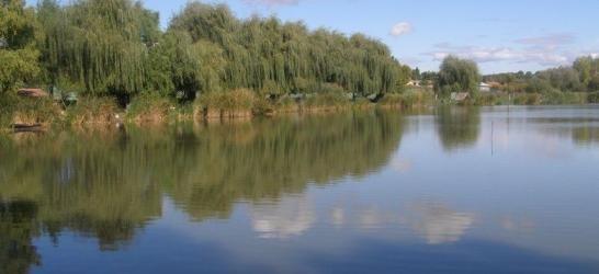 Kozármislenyi tó