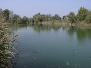 Rábasömjéni-tó