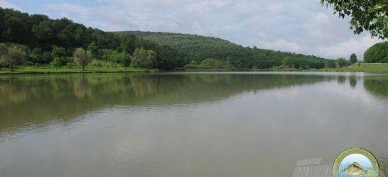 Szálkai Iszapoló tó